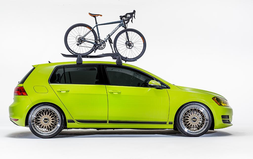 Шоу-кар Volkswagen Golf 2016