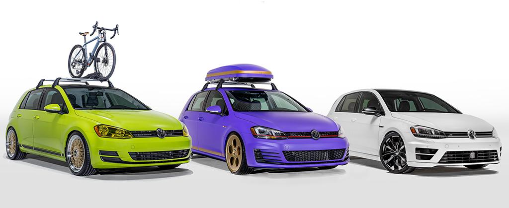 Шоу-кары Volkswagen