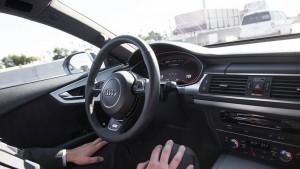 Тестирование автономной Audi