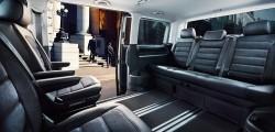 Так выглядит салон Multivan