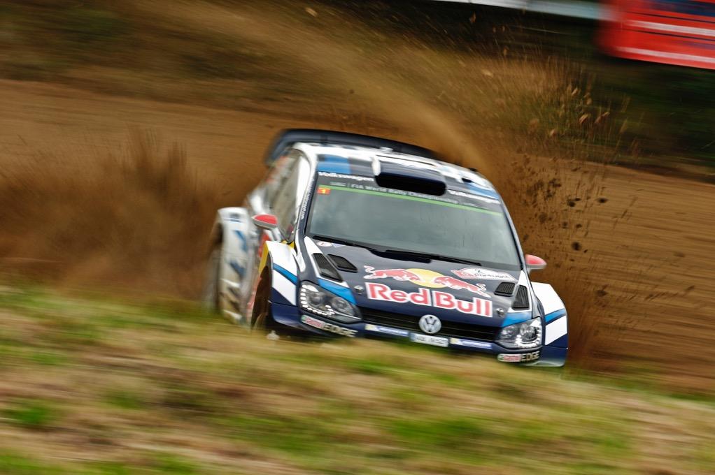 Volkswagen Polo R WRC. Ралли Португалии 2016
