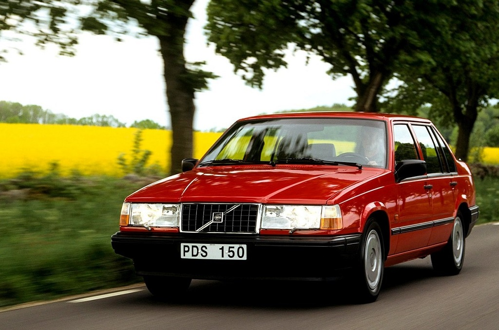 Volvo 940 1992