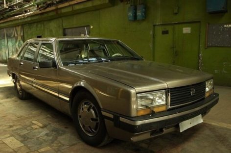 В сети рассказали о лимузине ЗИЛ-4102, который не понравился Михаилу Горбачеву