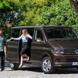 VW Caravelle T6