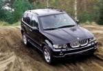 BMW X5 E53 — Бандит на пенсии