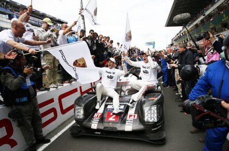 Невероятная победа Porsche