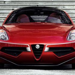 Alfa Romeo Disco Volante Touring Superleggera 2013