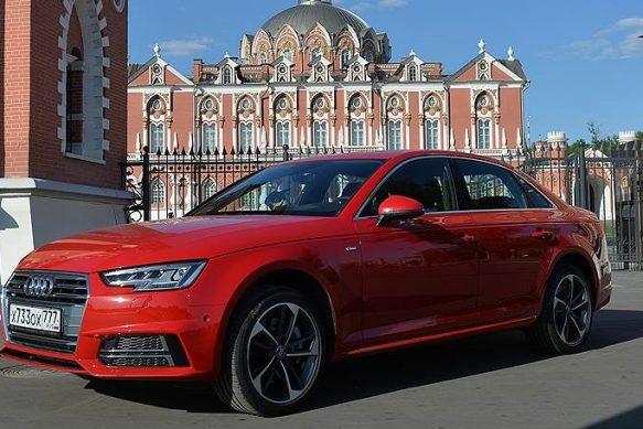 Седативный седан/Каких эмоций не дарит новый Audi A4