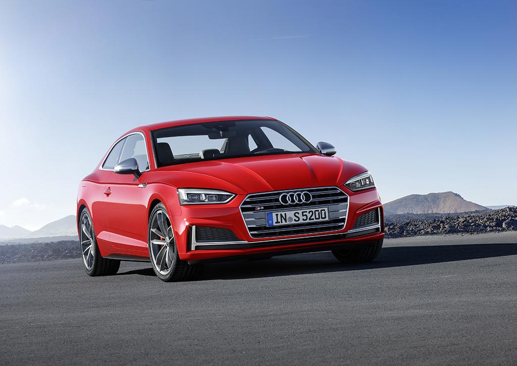Audi S5 Coupé 2016