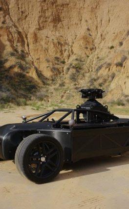 Черный дрозд – изобразит любой автомобиль