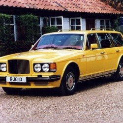 Bentley Val dIsere 1989-1992