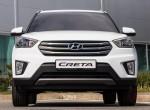 Hyundai Creta представлен публике на Московском автосалоне