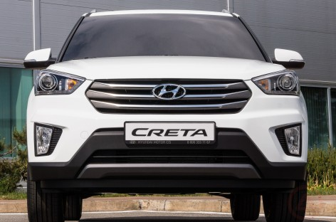Презентация Hyundai Creta на заводе в Санкт-Петербурге