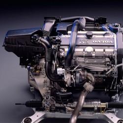 Двигатель Volvo 850