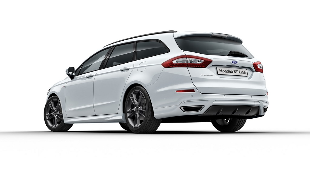 Ford Mondeo ST-Line 2016