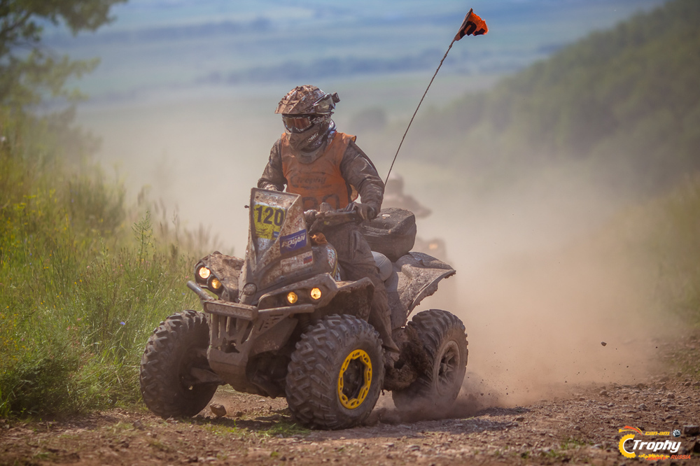 Гонка Can-Am Trophy Russia