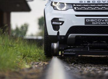 Land Rover решил показать, на что способен Discovery