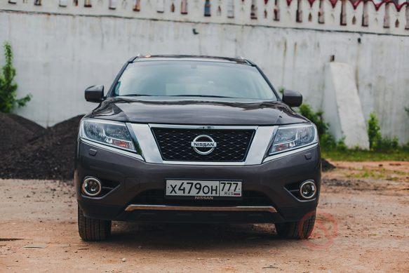 Тест-драйв Nissan Pathfinder