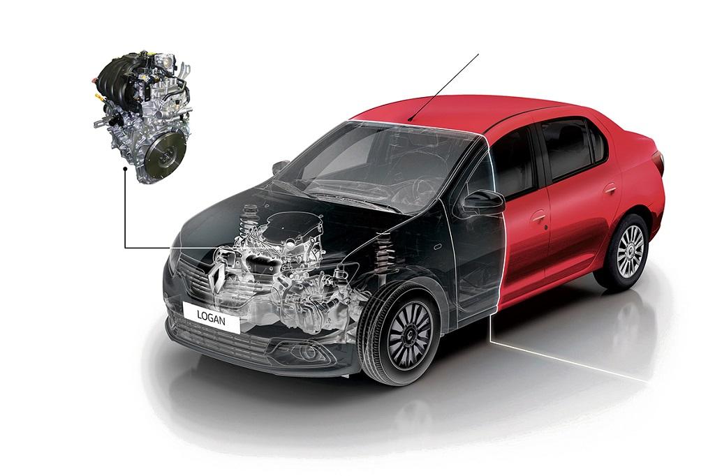 Новый двигатель Renault