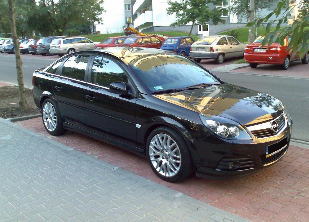 Opel Vectra С 2007