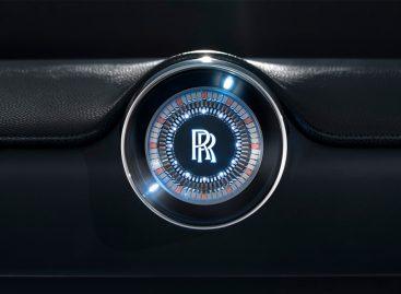 Rolls-Royce показал изображение кроссовера Cullinan