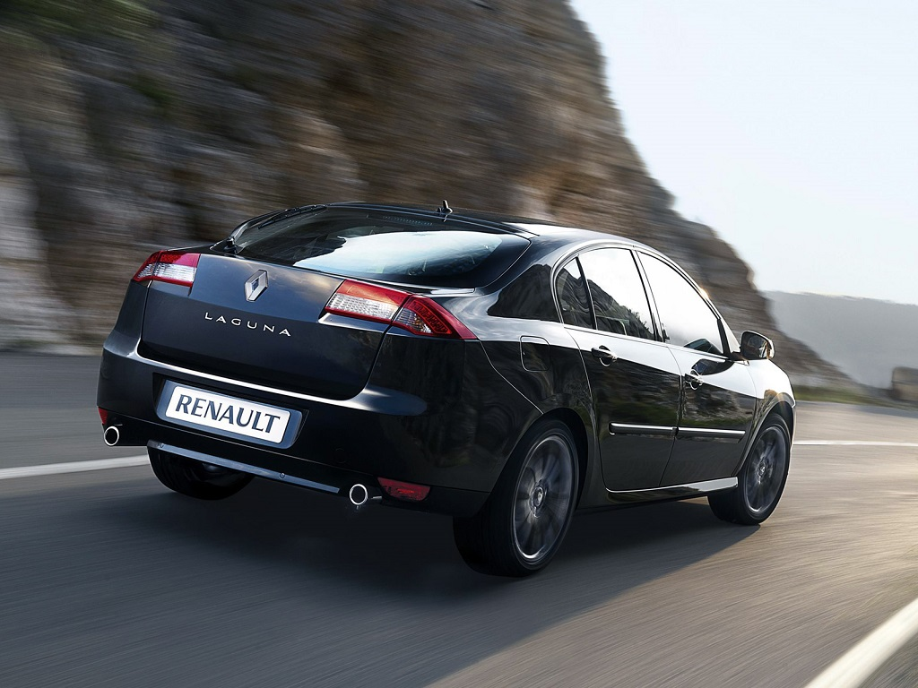 Renault Laguna 3 2013