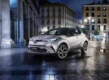Toyota C-HR не популярен в США