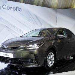 Toyota Corolla держит первенство популярности в мире