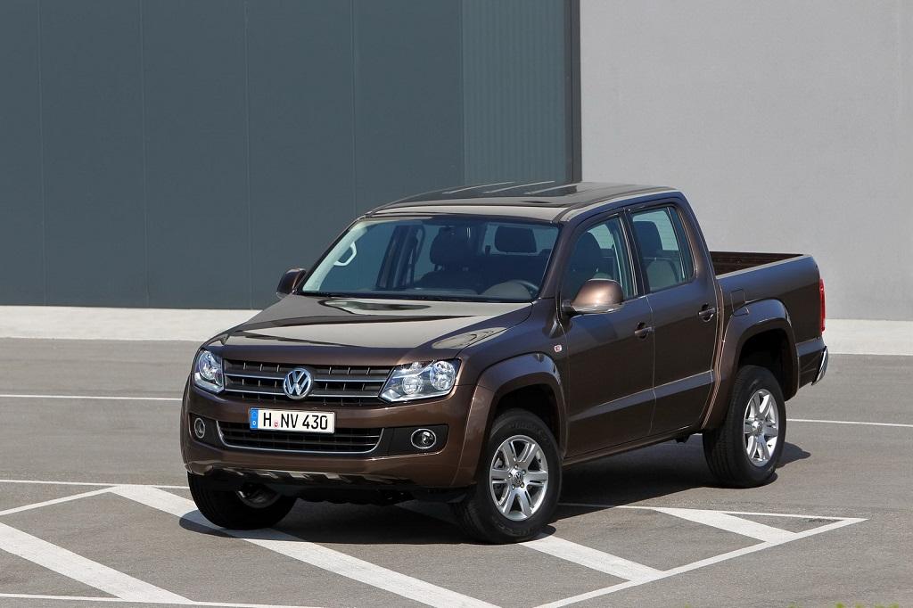 Volkswagen Amarok 2012 1