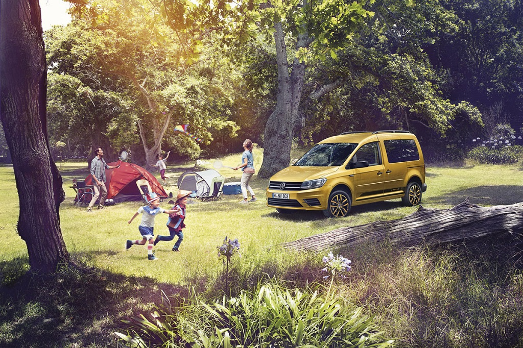 Volkswagen Caddy Family 2016