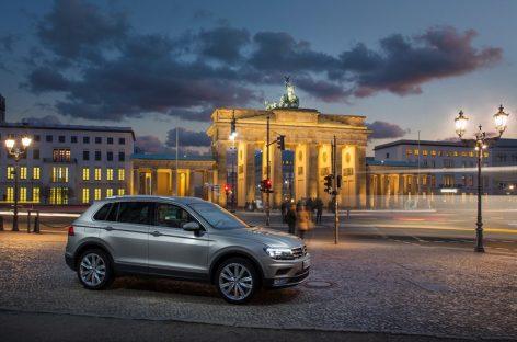 Volkswagen начал выпуск нового Tiguan в России