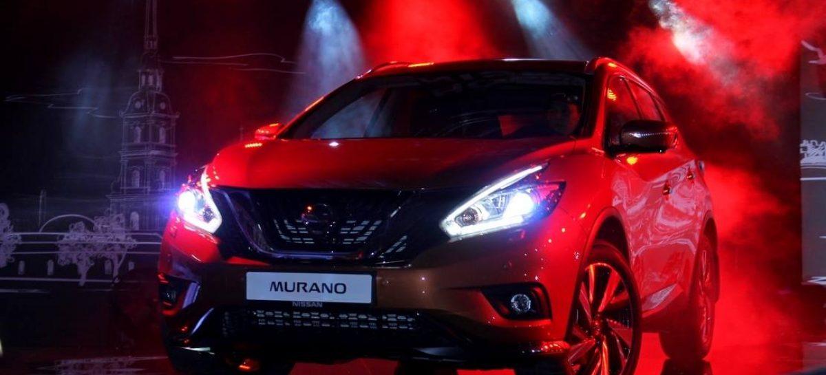 Nissan начал производство нового Murano на заводе в России