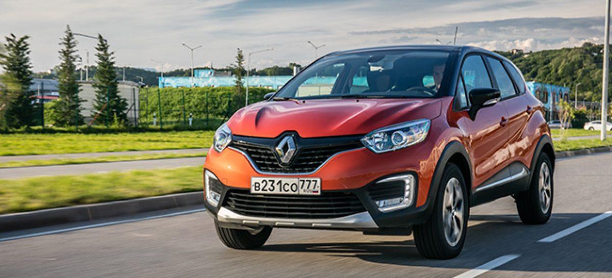Эстет для грязи – тест-драйв Renault Kaptur