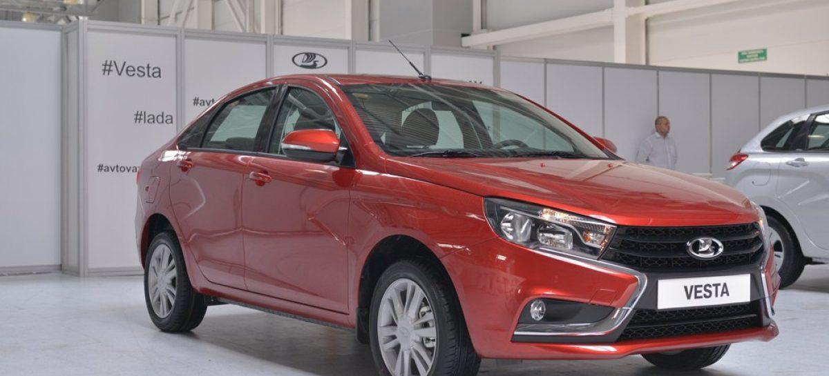 Lada Vesta может получить автоматическую трансмиссию
