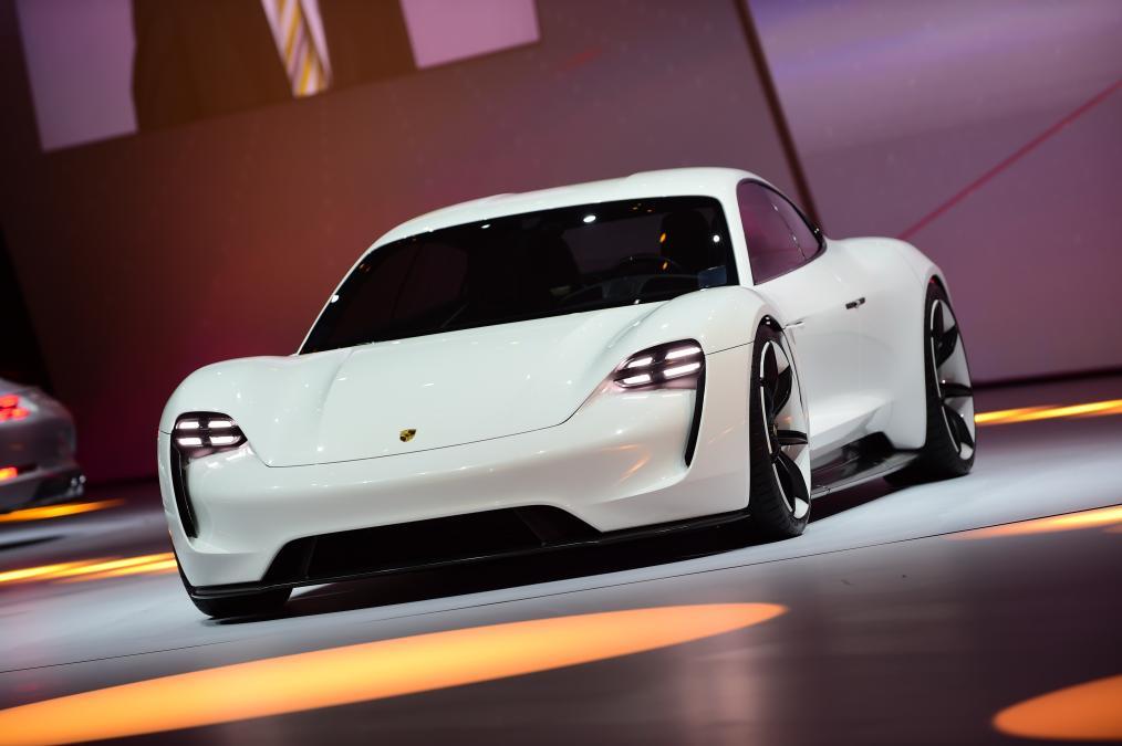 Porsche Mission Е