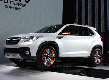 Subaru построит электрический автомобиль