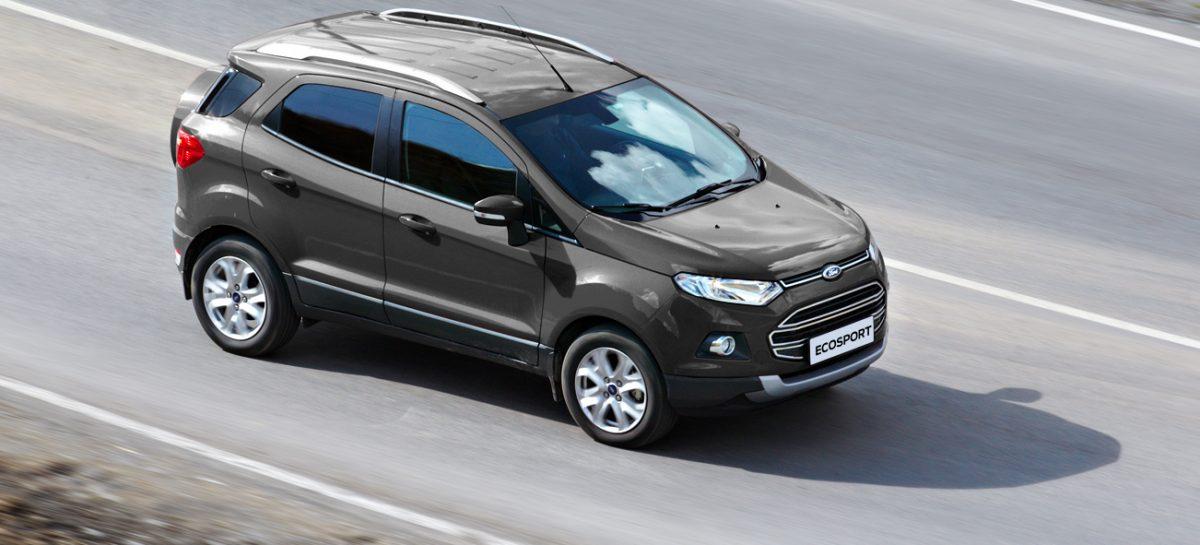 Ford EcoSport — 10 тысяч штук в Набережных Челнах