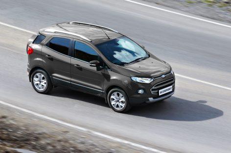 Ford EcoSport – 10 тысяч штук в Набережных Челнах
