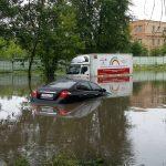 Очередной потоп в Москве – реакция соцсетей (фото и видео)