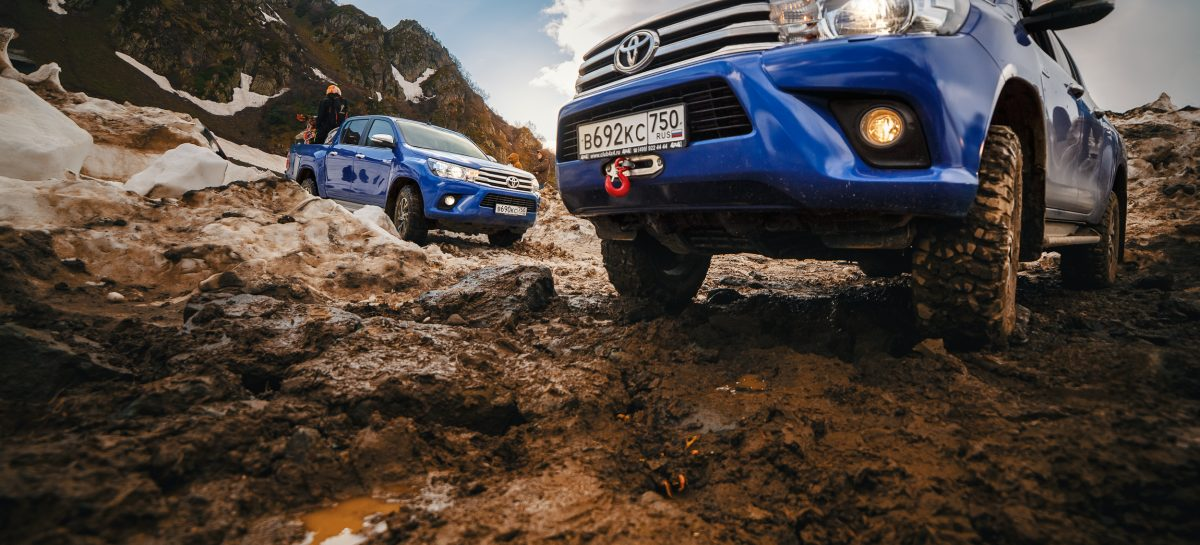 Toyota не сдаёт позиций