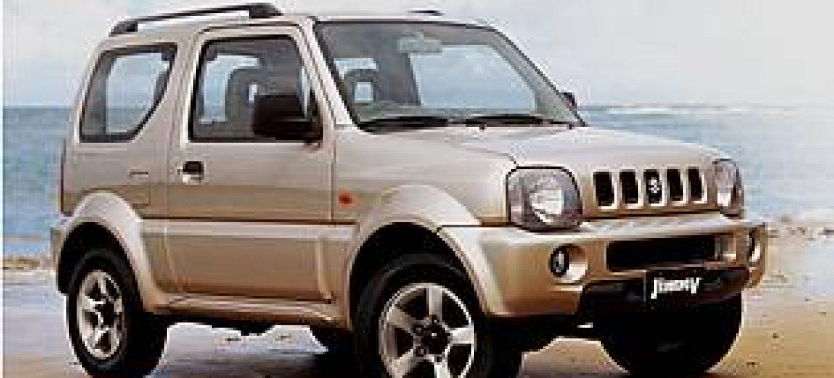 Suzuki Jimny сняли с производства