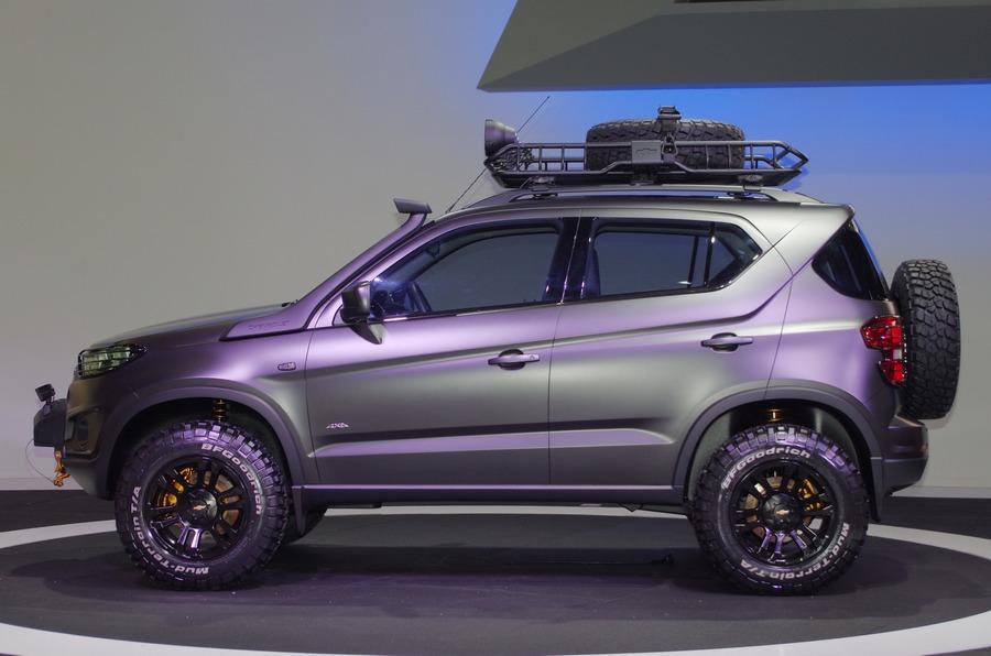 GM-АВТОВАЗ: Новая Шевроле Niva получит мотор Лада XRAY