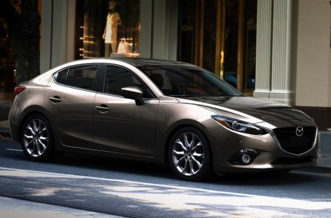Mazda обновила третье семейство