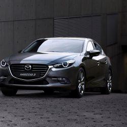 Около 800 автомобилей Mazda3 попали под отзыв в России