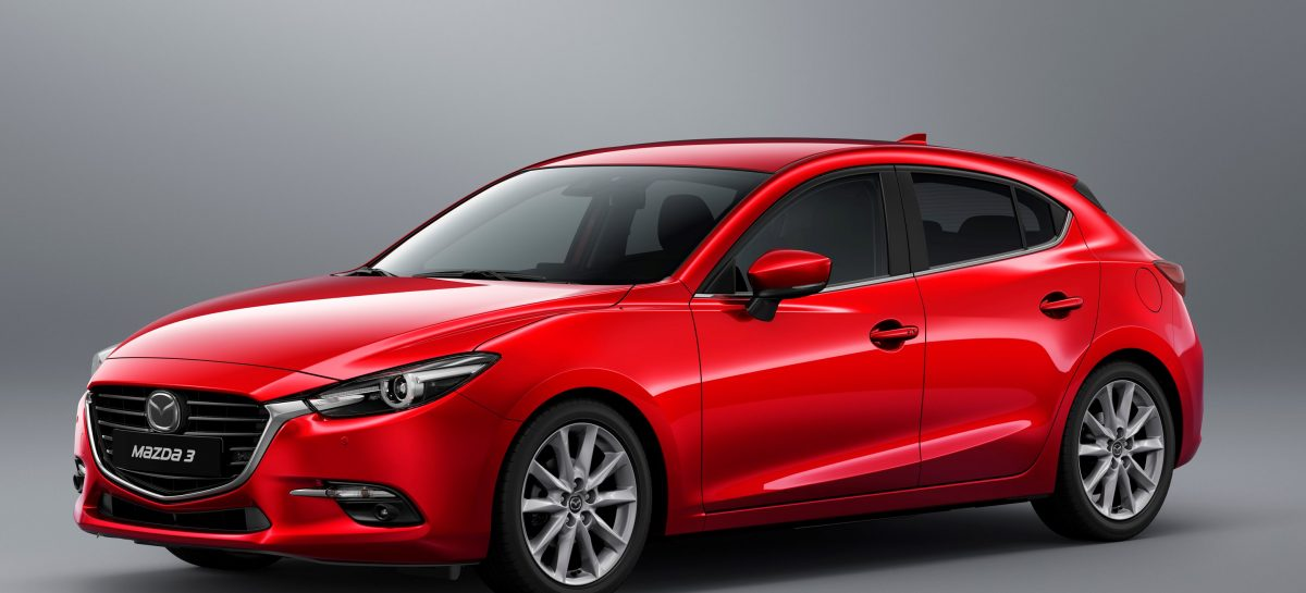 Mazda3 одержала победу в конкурсе World Car Design of the Year