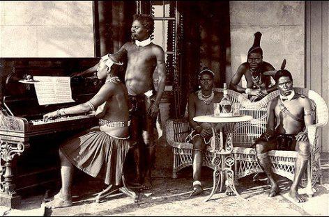 Внутренняя Африка. Часть 2