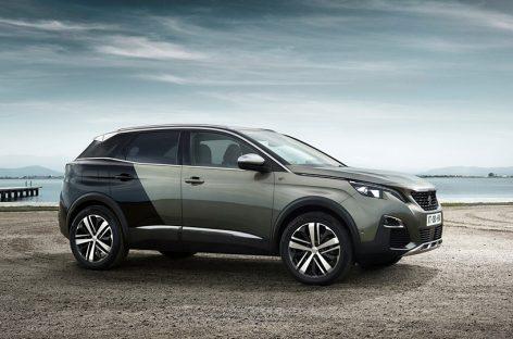 Peugeot выпустит два «заряженных» кроссовера