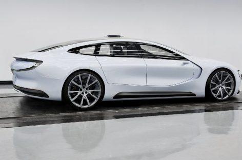 LeEco обещает выпускать до 400 тыс. электромобилей в год