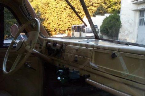 Особенно симпатичный ГАЗ-63