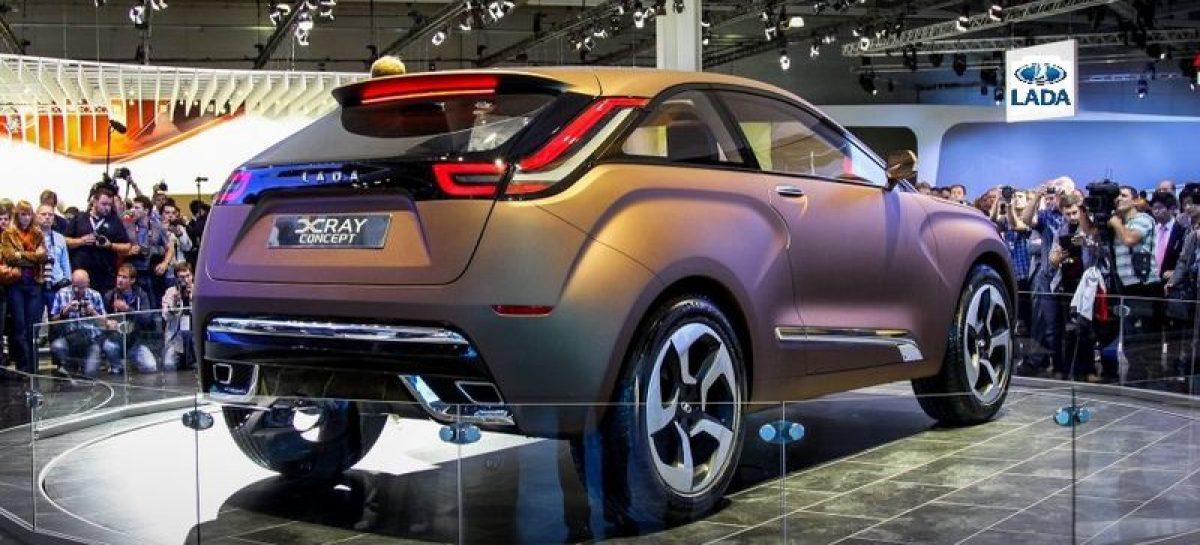 АвтоВАЗ порадует новым кроссовером Lada XCODE